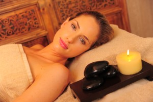 Lifting Bust massage at AFOND Spa