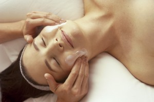 Dual Radio Frequency Facial Spa treatment